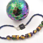 Colorful chunky necklace
