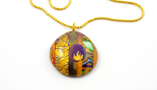 The Flame Pendant