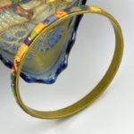 image of colorful bangle bracelet