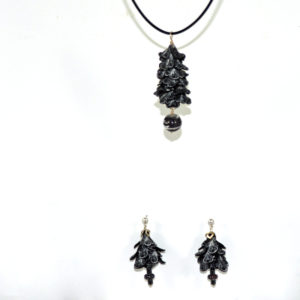 Black and White Jewelry