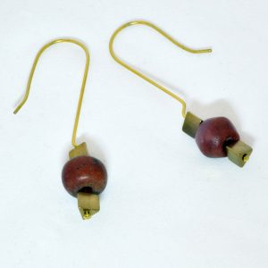 Sharing Carnelian Earrings